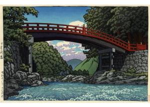 H-72 日光神橋