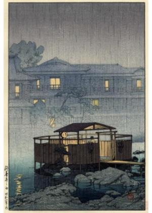H-61 修善寺の雨