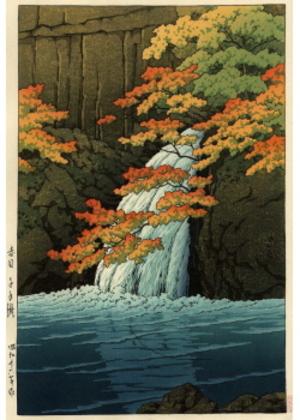 H-67 赤目千手の滝