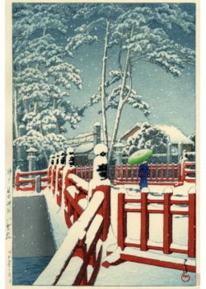H-09 神戸長田神社(八雲橋)