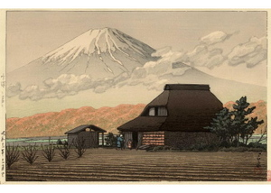 H-11 鳴沢の富士