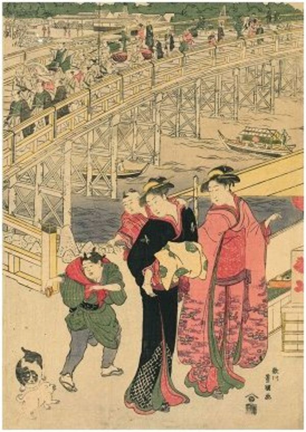 豊国 TOYOKUNI  UKIYOE  ORIGINAL