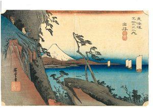 歌川広重 HiroshigeⅠ UKIYOE ORIGINAL