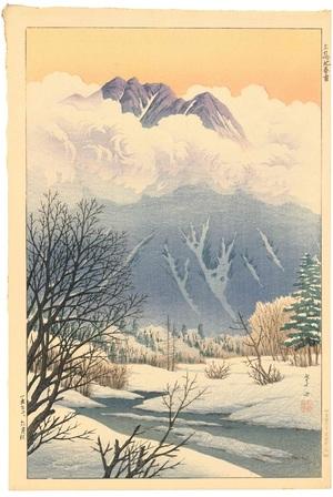 伊藤孝之 上高地春雪