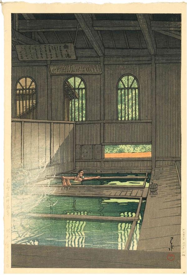 ありがとうございました。 川瀬巴水 初期摺木版画 展示即売会のご案内